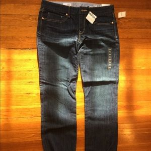 Gap Real Straight Jeans 28/6R